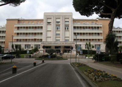 Immuno-oncologia nel NSCLC avanzato: esperienze cliniche a confronto – Napoli 24 Giugno 2019