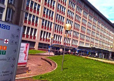 MEET DI EXPERT L'IMMUNOTERAPIA NEL SETTING ADIUVANTE DEL MELANOMA – Vicenza 13 Marzo 2020